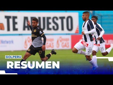 Alianza Lima Cusco Goals And Highlights