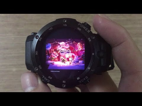 Chơi game Liên quân Mobile trên đồng hồ thông minh Thor S