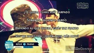 Gambar cover TRUENO vs REPLIK [BATALLA SUBTITULADA] FMS Argentina 🌟 Jornada 4 - Temporada 2019 HD