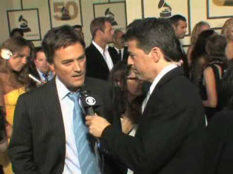 The 50th Grammy Awards - Michael W. Smith Red Carpet Intervi