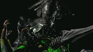 Mortal Kombat X: Alien Fatality, X-Ray and Brutality Shown