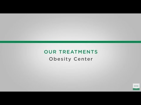 Obesity Center: Our treatments