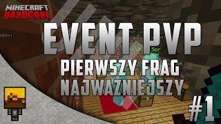 Event PVP (II) #1 - Pierwszy frag NAJWAŻNIEJSZY ! [mc.skkf.net]