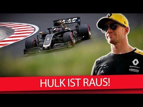 Hülkenberg raus! Hockenheim weg! Alle Paddock-News aus Spa - Formel 1 2019 (VLOG)