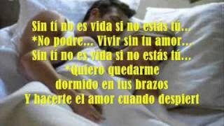 SIN TI SE APAGA EL AMOR (Antonio Cartagena) - llAlexitoll
