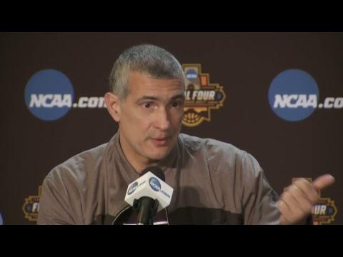 News Conference: South Carolina Final Four Preview