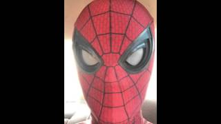 McLean's Moving Eye MCU Spider-Man