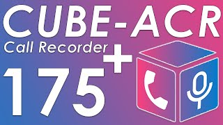 How To Automatically Record Phone Calls On Android Cube ACR Call Recooder App Urdu/Hindi screenshot 3