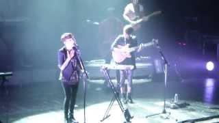 Tegan and Sara - Hop a Plane [Paris, France - June 25, 2013]