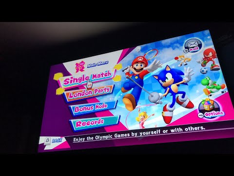 Mario and Sonic at the London 2012 Olympic Games live stream super saiyan mode 3