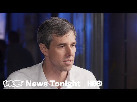 Beto O\'Rourke\'s Fight To Take Down Ted Cruz (HBO)