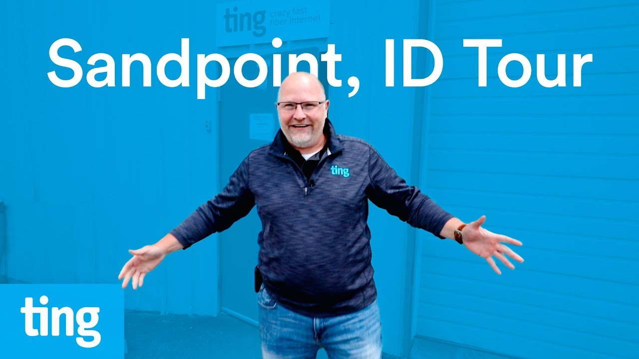 Sandpoint Id Warehouse Tour Ting Internet Youtube