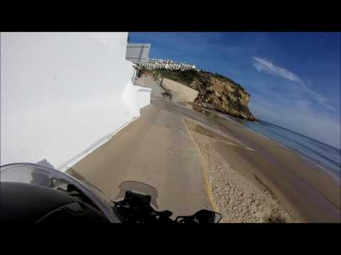 """NC750x  Trip to the most South western part of Europe """"CABO SÃO VICENTE"""""""