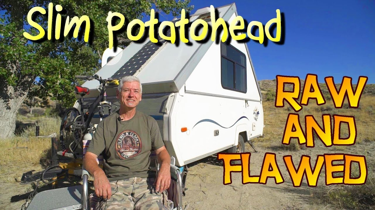 Slim Potatohead Raw and Unplugged