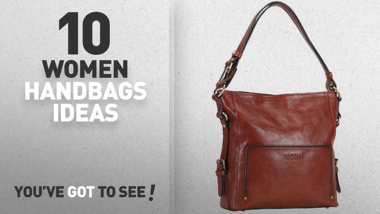 41806bb9124e Top 10 Italian Leather Handbag [ Winter 2018 ]: Banuce Vintage Italian  Leather 2-way usage Hobo