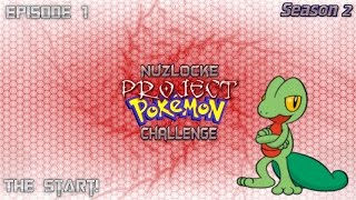 "Roblox Project Pokemon Nuzlocke Challenge - S2 #1 ""The Start!"" - Commentaires en direct"