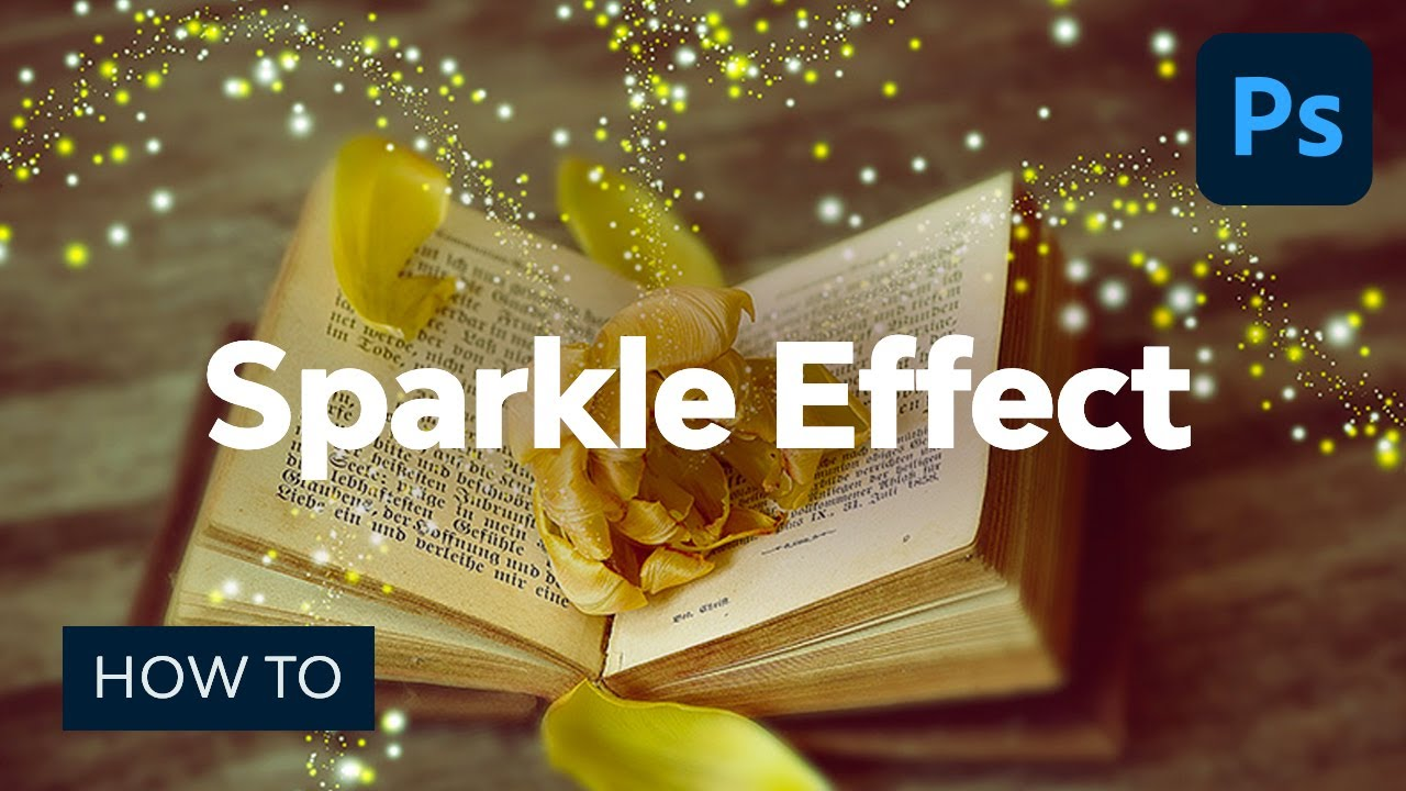 How to Create a Sparkle Effect Photoshop Action