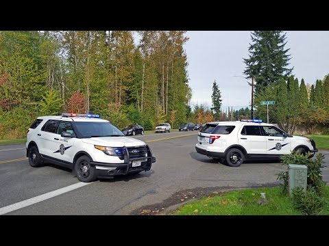 Multi-Agency Assist on a Shots Fired call at Marysville-Pilchuck HS 10/24/2014