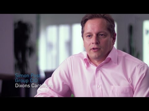 Interview: Dixons Carphone CIO, Simon Post