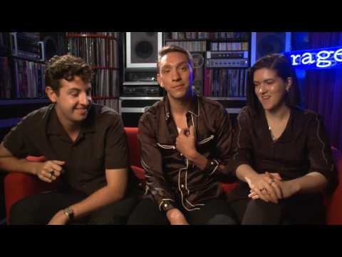 The xx discuss Jamie xx's Gosh on Rage. xxception!