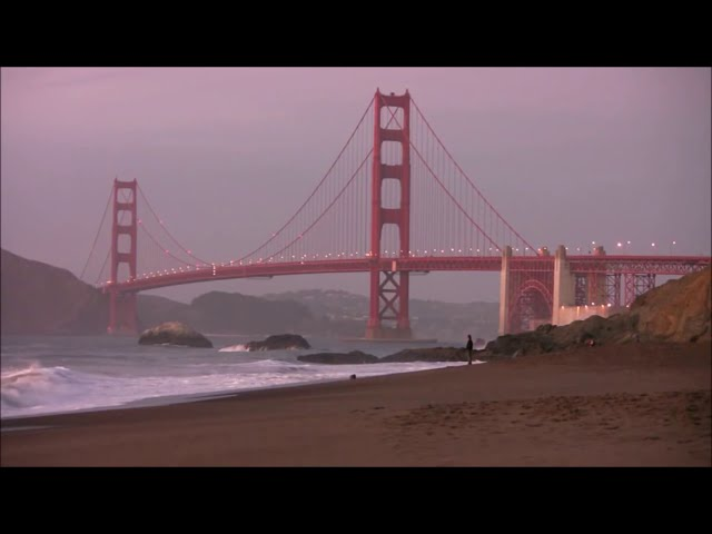 Stunning views of Golden Gate Bridge San Francisco California at night #InfiniteWanderlust