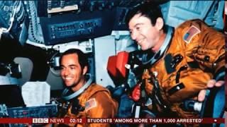 NASA Astronaut John Young Death BBC News Report