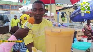 #Reportage Au Sujet De La Fabrication Du #jus De #fruits Naturels Sur #Agri-#TV.