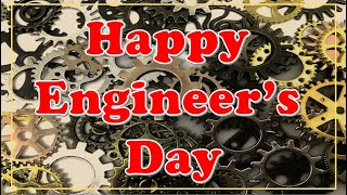 Happy Engineers Day Happy Engineers Day Status Happy Engineers Day Whatsapp Status Engineers Day