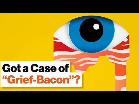 4 Incredible Words with No English Equivalent: What Is Grief-Bacon? | Kory Stamper