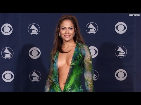 Watch: J.Lo looks back at her iconic fashion moments