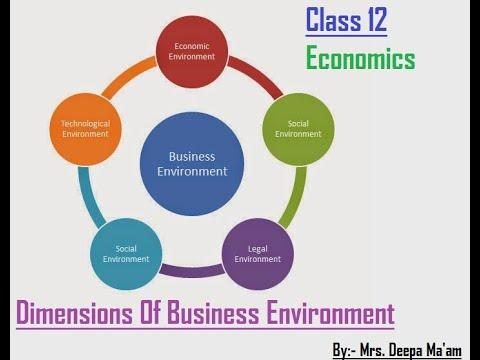 class-12-||-dimensions-of-business-environment-||-economics