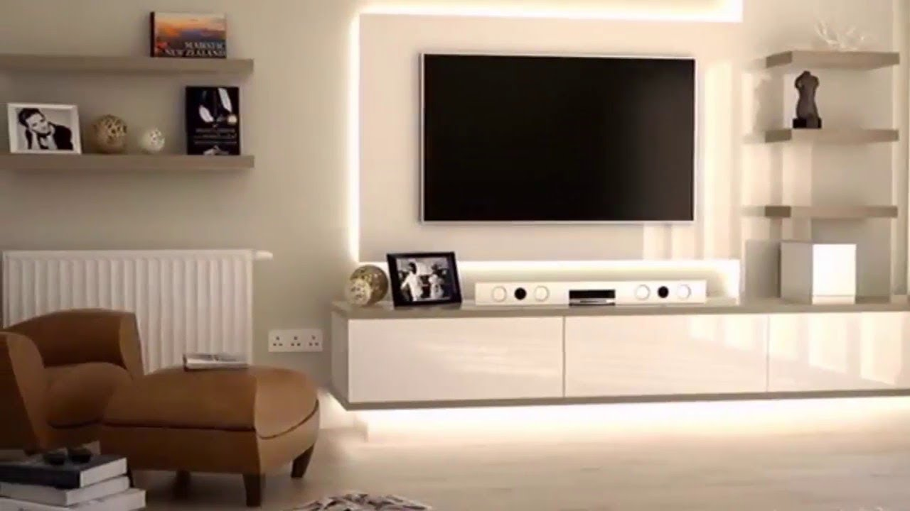 TV Cabinet Design For Bedroom | Modern TV Cabinet Design Ideas 2018