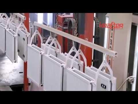 Стальные панельные радиаторы и напольные крепления: инструкция по .