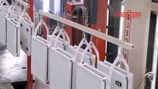 Завод Krafter Чехия. Производство стальных панельных радиаторов(Компания Krafter technologies из города Liberec, что на севере Чехии, успешно производит и экспортирует стальные панельн..., 2015-09-22T09:23:52.000Z)