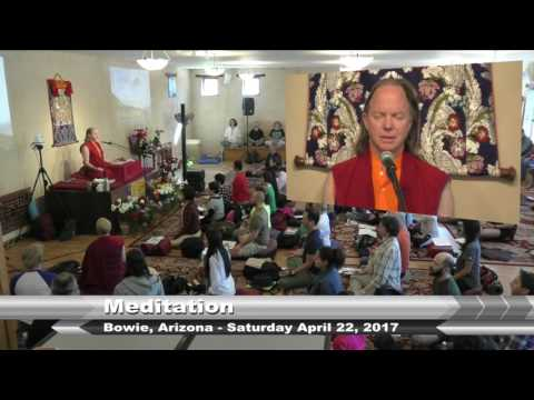 Meditation 01 - A Gift of Liberation 25: Perfect Shelter (20