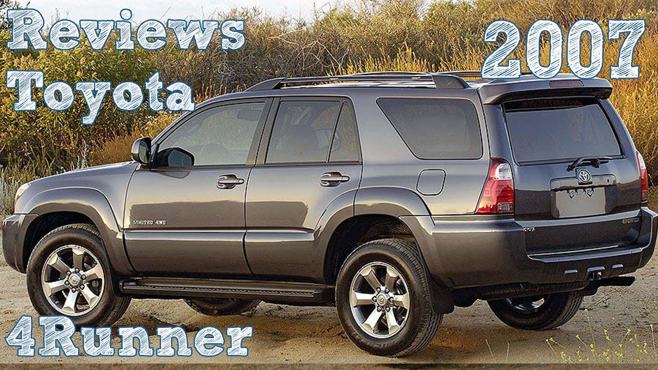 Amazing Reviews Toyota 4Runner 2007