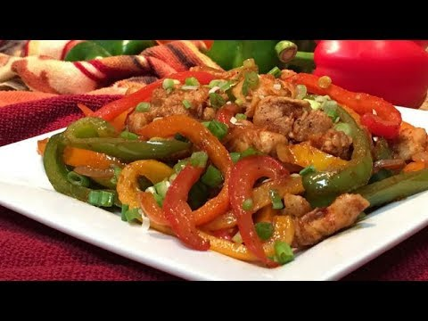 Low Carb Chilli Chicken Recipe | Low Carb Recipe