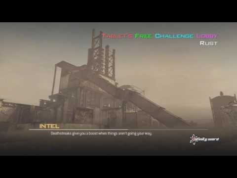 MW2 Free Challenge Lobby