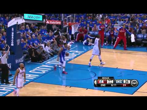 Los Angeles Clippers vs Oklahoma City Thunder Game 1 | May 5, 2014 | NBA Playoffs 2014