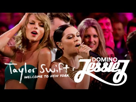 Welcome to New York x Domino | Taylor Swift vs. Jessie J (Mashup)