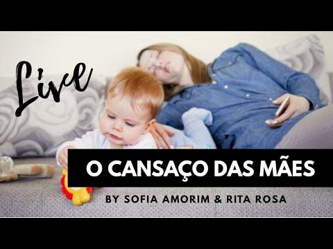 """Live """"O cansaço das Mães"""""""