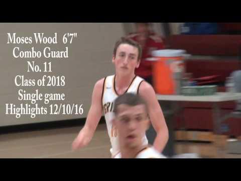 Moses Wood 6'7