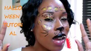 Halloween Cat Tutorial Thumbnail