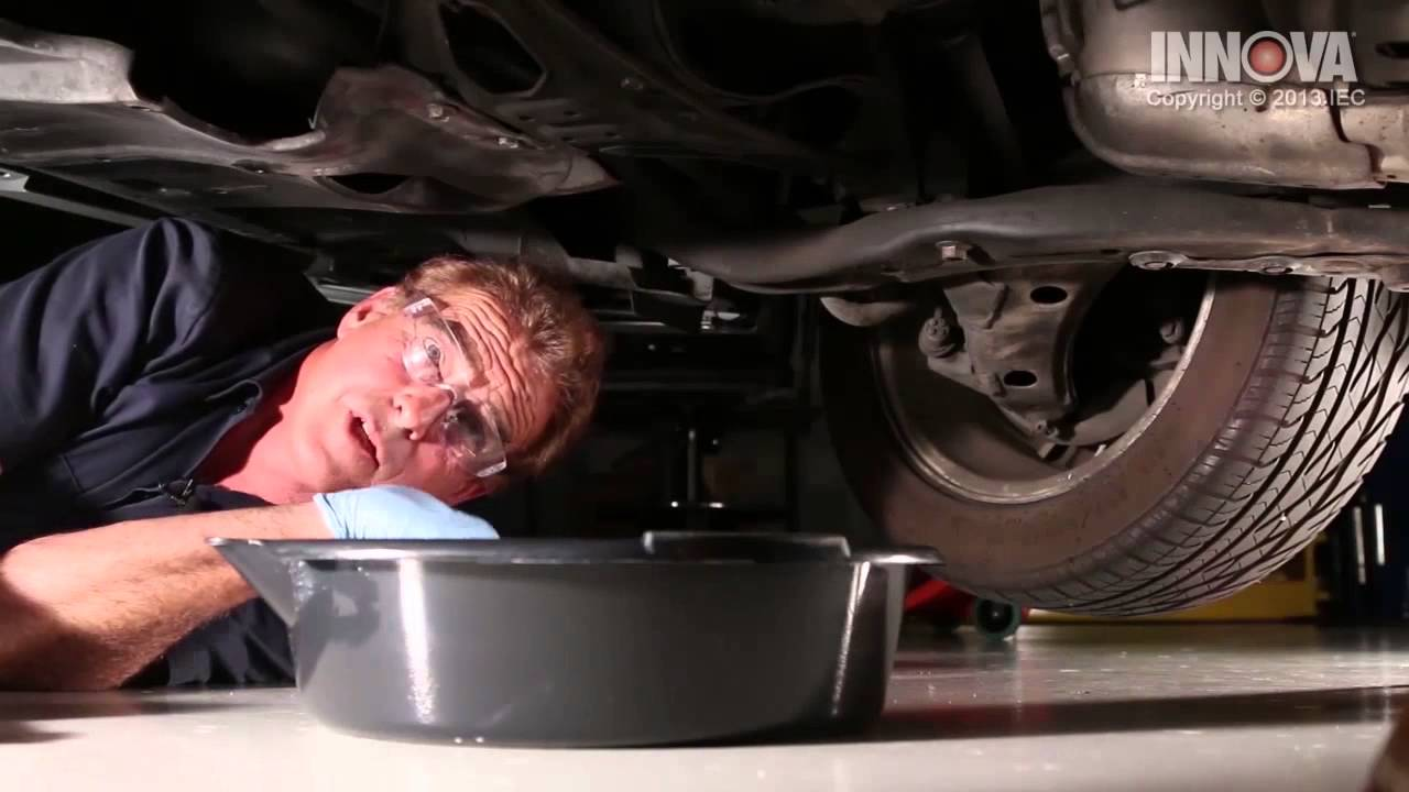 2011 subaru forester oil filter location