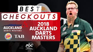 Best Checkouts | 2018 Auckland Darts Masters