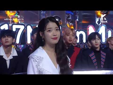 [2017 MAMA In Hong Kong] BTS - INTRO + DNA + YNWA + SPRING DAY