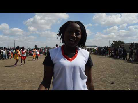 Game On Sport Day held in Kanyama,Lusaka,Zambia.