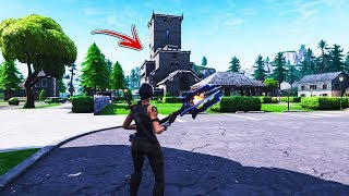 How to use CREATIVE MODE on the MAIN ISLAND by using this glitch in Fortnite! (Creative Mode Glitch)