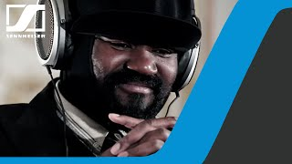 Gregory Porter on ORPHEUS Headphones I Sennheiser
