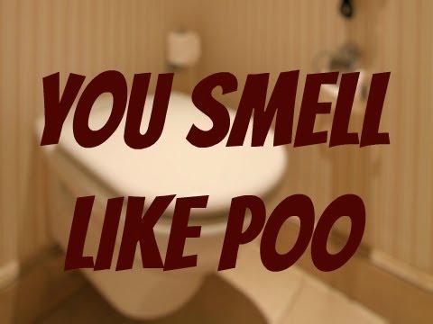 my girlfriend smells like poop